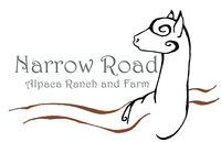 Narrow Road Alpaca Ranch and Farm - Logo