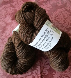 Alpaca Yarn from Lady & Molly