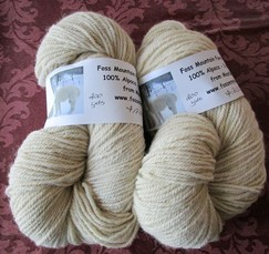 Alpaca Worsted Yarn from Moondance