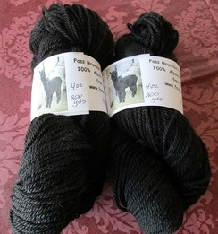 Alpaca Worsted Yarn from Krypton