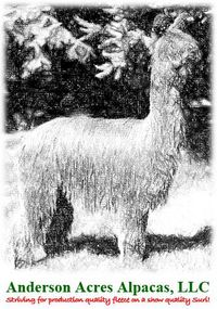 Anderson Acres Alpacas, LLC - Logo