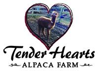 Tender Hearts Alpaca Farm - Logo