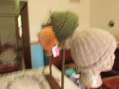 Grey Youth Alpaca & Wool Hat