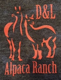 D&L Alpaca Ranch - Logo