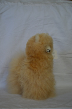 Photo of STUFFED ALPACA STANDING POSITION