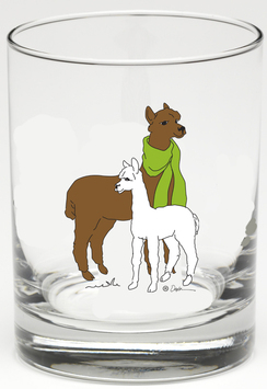 Mother & Child Glassware