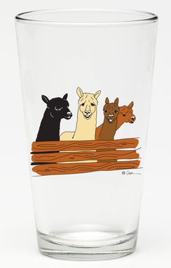 Friends Glassware