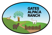 GATES ALPACA RANCH - Logo