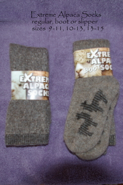 Photo of Extreme Alpaca Sock - Crew