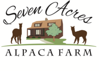 SEVEN ACRES ALPACA FARM - Logo