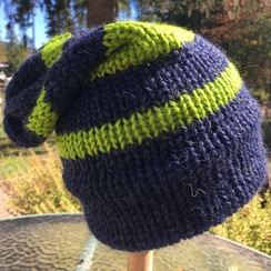 Photo of Seahawks Knit Stocking Hat