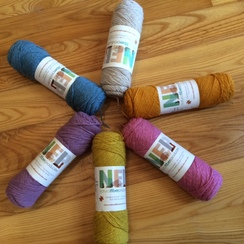 Photo of Yarn-NFP State Flowers Sport