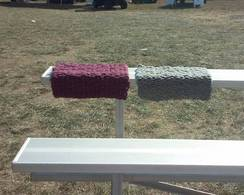 Photo of Stadium seat pad/Cushion & travel pillow