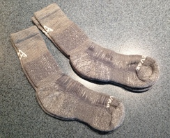 Photo of Lighter Weight Socks