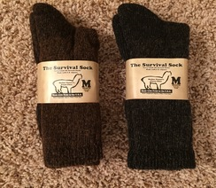 Photo of Survival Sock - Medium