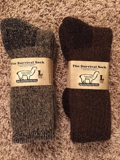 Photo of Survival Socks - Large