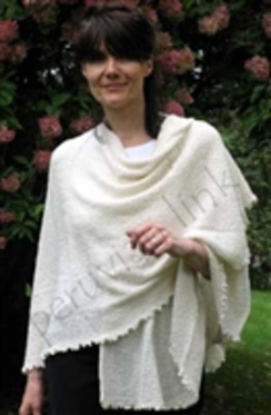 Photo of Ruffle Cape/Shawl