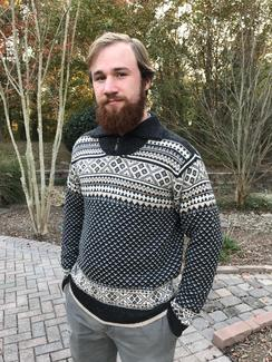 Men's Mountain Alpaca Sweater