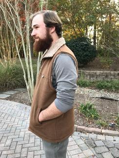 Moosehead UniSex Vest (Size: 3XL)