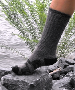 Extreme Alpaca Socks - NEW & IMPROVED!