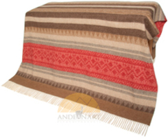 Photo of Alpaca Southwestern Design Throw - Blank