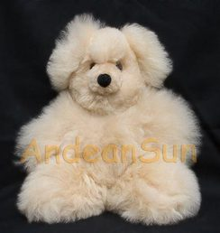 Photo of Alpaca Teddy Bear
