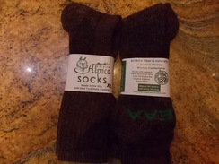 Empire Exclusive Alpaca Socks