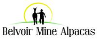 Belvoir Mine Alpacas - Logo