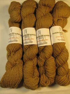 Photo of Fine Bulky Alpaca Yarn