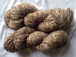 Photo of Alpaca, Camel, Merino, Silk Blend Yarn
