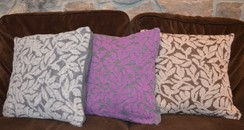 Vine Pillow Cover