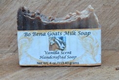 Photo of Vanilla Scent Handcrafted Soap
