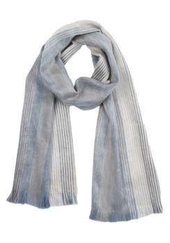 Photo of Alpaca Scarf - Brushed - Polar Drift