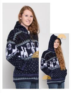 Alpaca Blend Sweater/Jacket