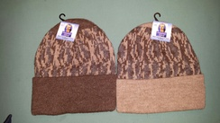 Photo of Camo alpaca Hats
