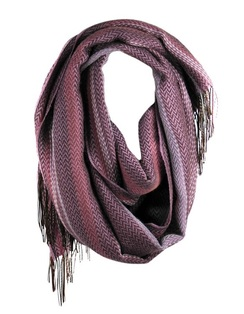 Photo of Alpaca Scarf - Liviano - Berry