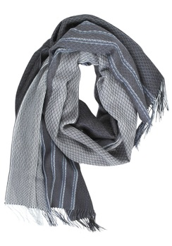 Photo of Alpaca Scarf - Liviano - Titanium