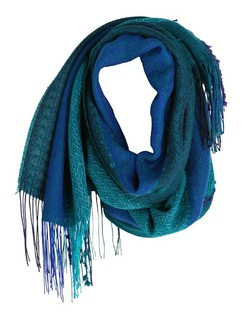 Photo of Alpaca Scarf - Liviano - Turquoise