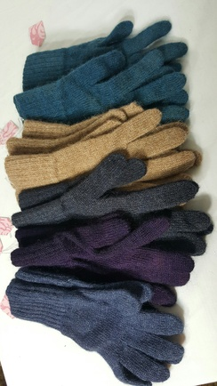 Photo of Adult Alpaca Gloves