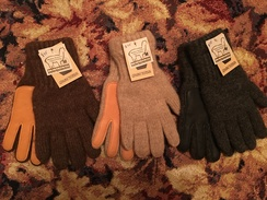 Alpaca Driving Glove w/ Leather Palm