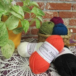 Photo of Classic Alpaca Yarn - DK Weight