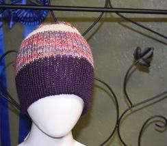 Photo of Alpaca Hat - Purples