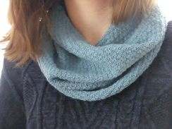 Photo of Three Season Infinity Scarf