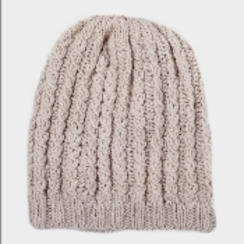 Photo of Eyelet Beanie Hat