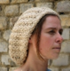 Photo of Eyelet Slouchie Hat