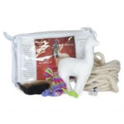Photo of Huacaya Alpaca Needle Felting Kit