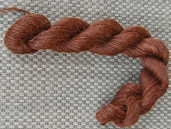 Suri yarn - Copper