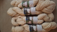 White Soft Alpaca Yarn