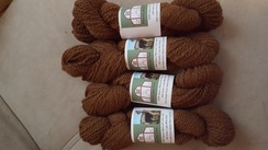 Medium Brown Super Soft Alpaca