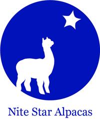Nite Star Alpacas - Logo